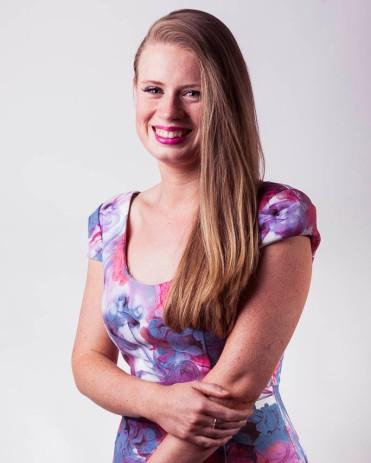 Angela Studio Portrait