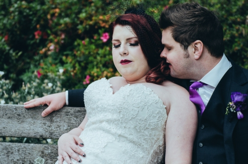 Karra & Luke Wedding Portrait