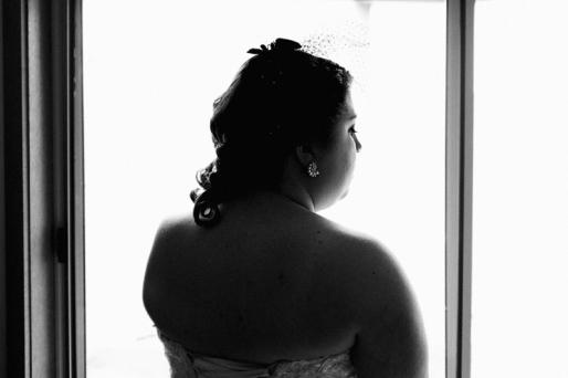 Karra Preparing for her Wedding Day